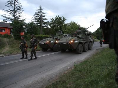 Konflikt im Kosovo