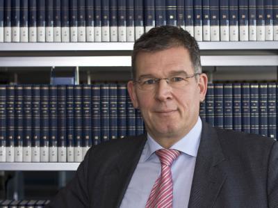 Rechtsprofessor Volker Rieble