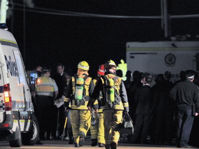 Polizeieinsatz in Sydney