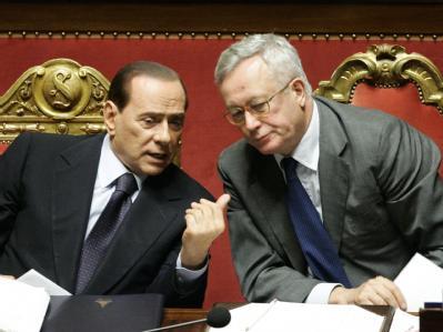 Berlusconi und Tremonti