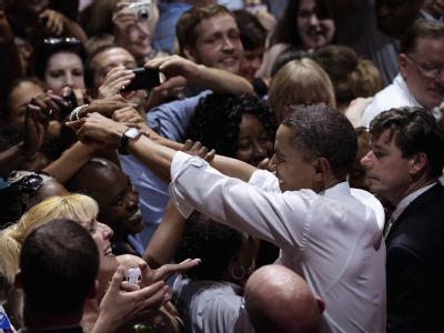 Obama feiert Geburtstag