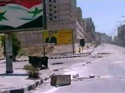 Blutvergießen in Syrien geht weiter