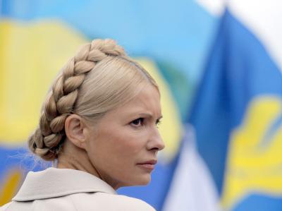 Julia Timoschenko: Die frühere ukrainische Regierungschefin ist wegen Amtsmissbrauch angeklagt.