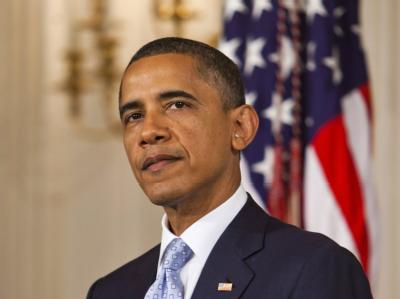 Das Problem der USA sei nicht die Glaubwürdigkeit des Landes als Schuldner, sondern, ob man auf lange Sicht das Schuldenproblem in den Griff bekomme, sagte Präsident Obama.