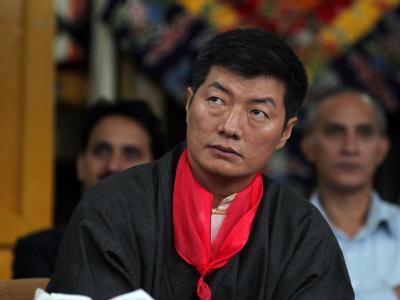 Lobsang Sangay ist der neue Regierungschef der Exiltibeter. Er hat seinen Sitz im indischen Dharamsala.