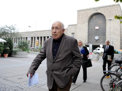 Stuttgart 21 - Vermittler Heiner Geißler