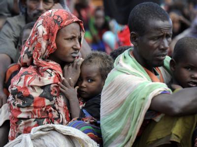 Die steigenden Lebensmittelpreise treiben die Armen, etwa auch am Horn von Afrika, immer weiter in die Armut.