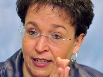 FDP-Vize Birgit Homburger