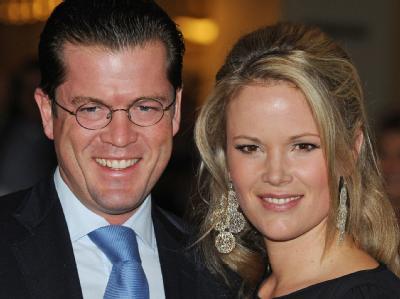 Der frühere Verteidigungsminister Karl-Theodor zu Guttenberg zieht in den nächsten Wochen mit seiner Familie in die USA.