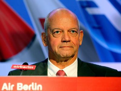 Air-Berlin-Chef Hunold tritt zurück