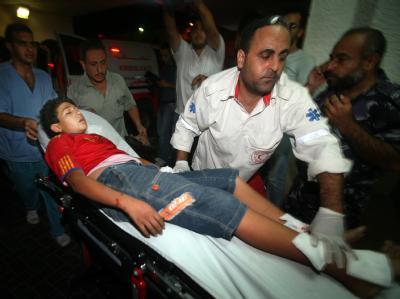 In der Nacht zum Freitag attackierte die israelische Luftwaffe nach Medienberichten weitere Ziele im Gazastreifen.