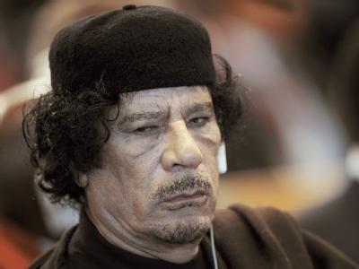 Der Ex-Diktator Gaddafi ist tot. Archivfoto: Filippo Monteforte