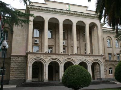 Abchasien wählt neuen Präsidenten