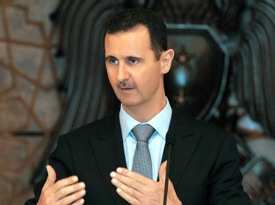 Syriens Präsident Baschar al-Assad verliert seine Verbündeten.
