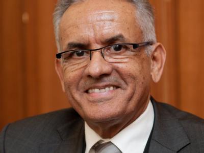 Der neue libysche Botschafter in Deutschland, Ali Masednah Idris al-Kothani.