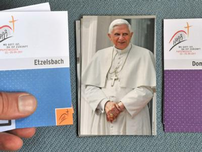 Papst-Besuch