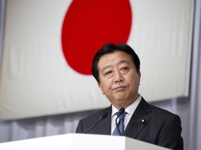 Regiert künftig im Land der aufgehenden Sonne: Yoshihiko Noda.