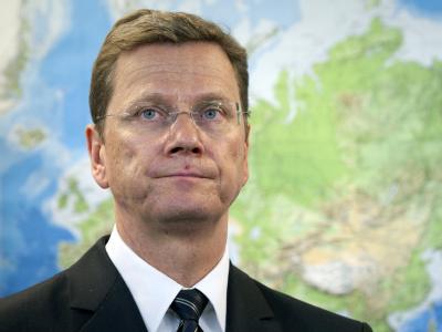 «Wir Deutsche kennen unsere besondere Verantwortung auch gegenüber dem Staat Israel»: Bundesaußenminister Guido Westerwelle (FDP). (Archivbild)