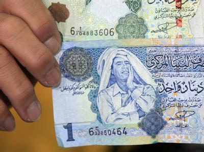 Libysches Geld