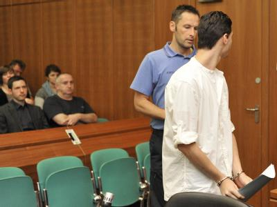 Der Angeklagte zeigte sich geständig: «Ich wollte die Soldaten töten»