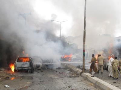 Terror in Quetta