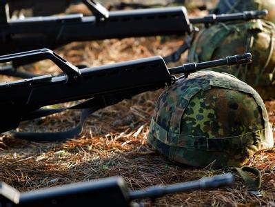 Deutsche G36-Sturmgewehre