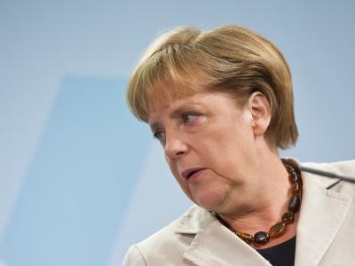 Bundeskanzlerin Angela Merkel (CDU)  erwartet keine EFSF-Schwächung durch das Parlament.