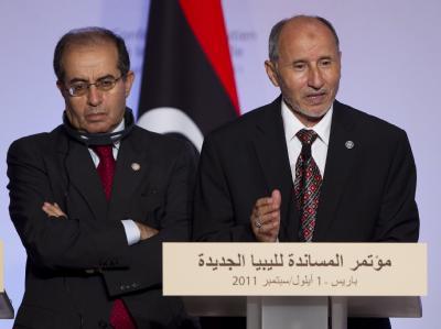 Libyen Gipfel