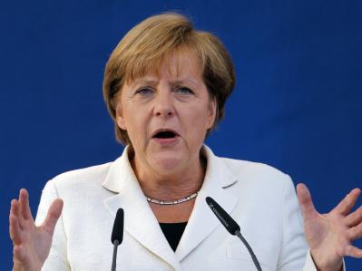 Bundeskanzlerin Angela Merkel (Archivbild)