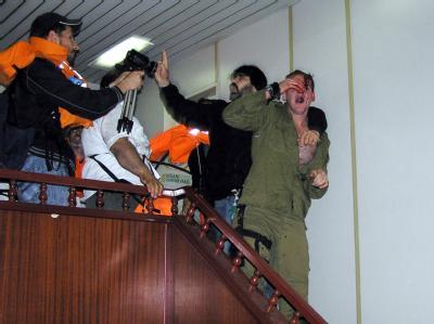 Ein israelisches Elitekommando hatte bei der Erstürmung des türkischen Schiffes «Mavi Marmara» neun türkische Aktivisten getötet.