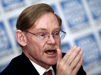 Weltbank-Präsident Robert Zoellick warnt die Europäer vor halbherzigen Lösungen in der Schuldenkrise. Archivfoto: Str.