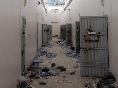Gefängnis in Tripolis