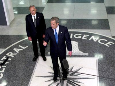 CIA im Bund mit Gaddafi?