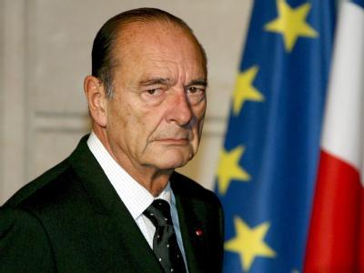 Nach einem medizinischen Gutachten leidet Altpräsident Chirac an Gedächtnisstörungen und kann auf Fragen nach seiner Vergangenheit nicht mehr antworten. (Archivfoto)