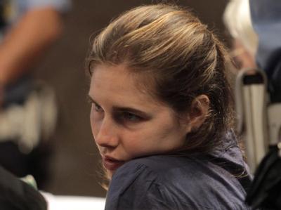 Amanda Knox saß vier Jahre in Italien im Gefängnis. Foto: Pietro Crocchioni
