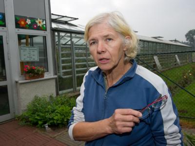 Ingelore Grygula ist Bürgermeisterin von Koblentz. Dort wählten 33,0 Prozent der Wähler mit ihrer Zweitstimme die NPD.