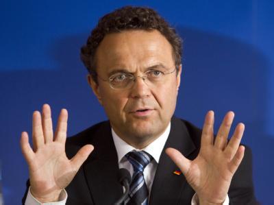 Bundesinnenminister Hans-Peter Friedrich. Archivfoto: Frank Rumpenhorst
