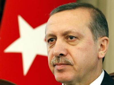 Ministerpräsident Erdogan: «Immer spielt Israel die Rolle des verzogenen Sohnes».