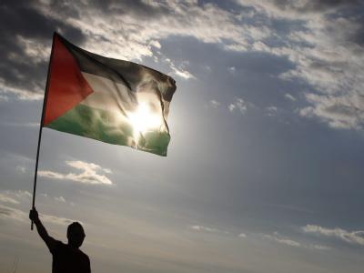 Pal�stinenser-Flagge