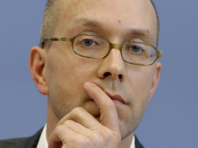 Jörg Asmussen, Staatssekretär im Bundesfinanzministerium. (Archivbild)
