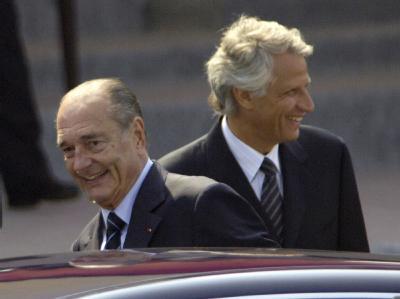 Chirac und de Villepin