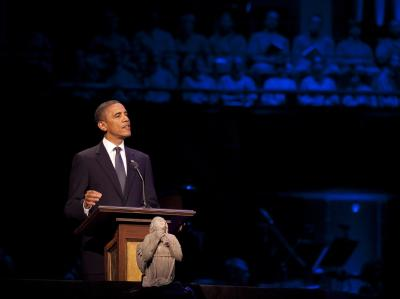 Für US-Präsident Barack Obama endete am 10. Jahrestag der Anschläge auf das World Trade Center und das Pentagon die Dekade der Kriege.