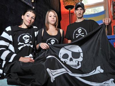 Zivilrechtsstreit um Piratenflagge
