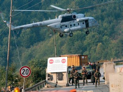 Die EU-Rechtsstaatsmission (EULEX) hat den von Serben beanspruchte Grenzübergang Brnjak im Nordkosovo übernommen.