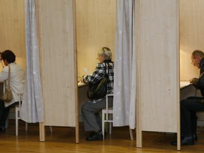 Wahl in Lettland
