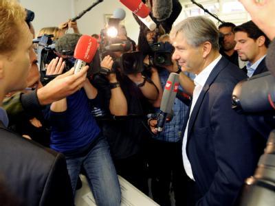 Berlins Regierender Bürgermeister Klaus Wowereit (SPD) vor seiner dritten Amtszeit.
