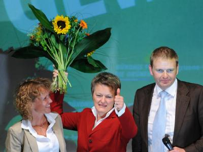 Wahlparty Gr�ne