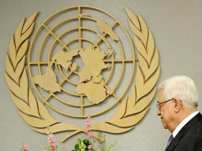 Abbas bei der UN