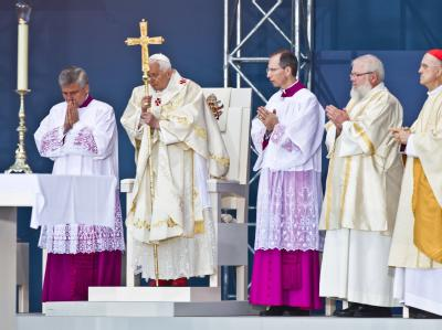 Messe in Erfurt