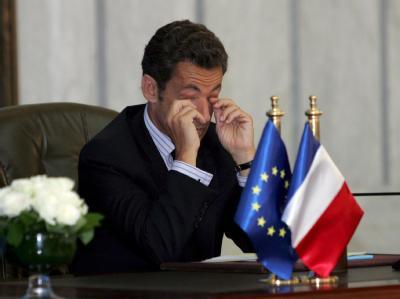 Schwere Schlappe für Frankreichs Staatschef Sarkozy (Archivbild): Erstmals seit einem halben Jahrhundert errangen die oppositionellen Sozialisten nach eigenen Angaben die Mehrheit im Pariser Senat.